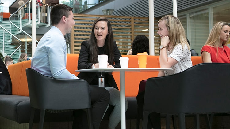Culture and workplace careers pwc ireland