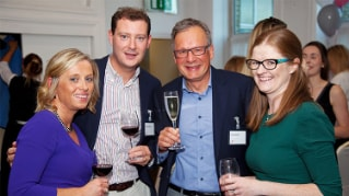 Banking and insurance assurance alumni event – view the gallery