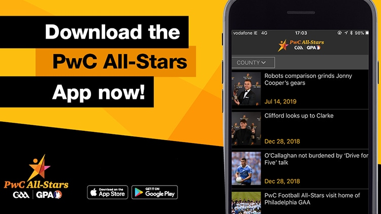 Download the PwC All-Stars app — Media centre   PwC Ireland