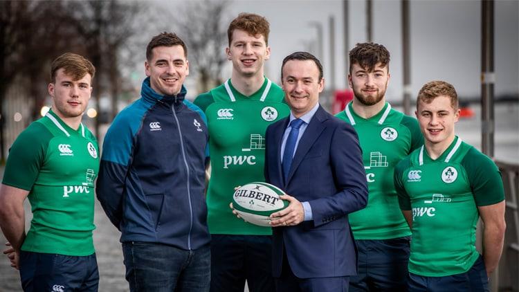 Ireland U20 Squad announced for U20 Six Nations 2019 | PwC Ireland